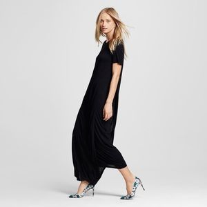 Who What Wear Wrap Around T Shirt Maxi